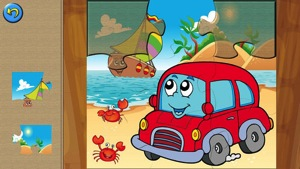 Car and Truck Puzzles  Educational Jigsaw for Kids and Toddlers 2