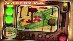 Wombi Treasures  a treasure hunt game for kids