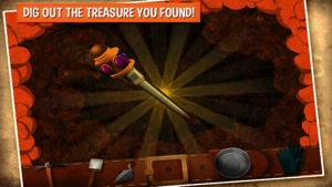 Wombi Treasures  a treasure hunt game for kids 2