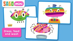 Sago Mini Bug Builder 2