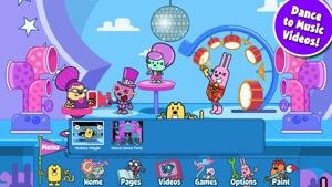 Wubbzy s Dance Party 2