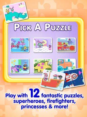 Wubbzy's Puzzles 2