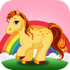 Ponies Real  Cartoon Pony Videos Games Photos Books  Activities for Kids by Playrific