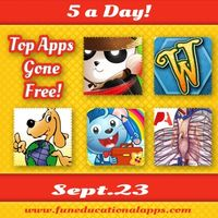 Free Apps Sept 23