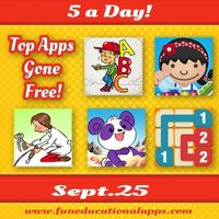 Free Apps Sept. 25