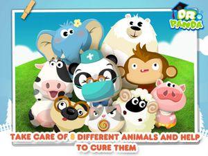 Dr. Panda's Hospital 4