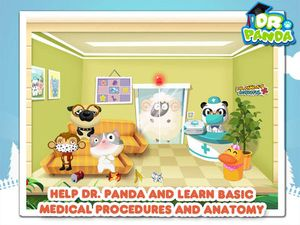 Dr. Panda's Hospital 1