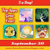 Free Apps sept 30