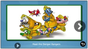 Danger Rangers Fire Safety