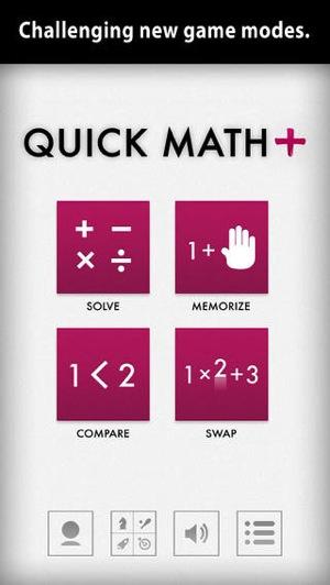 Quick Maths+ 2