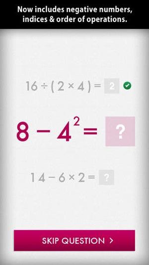 Quick Maths+3