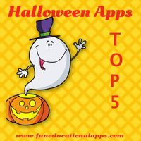 Top 5 HAlloween Apps