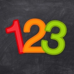 123 Genius  First Numbers and Counting Games for Kids