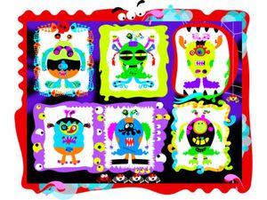 Monsters Mixer 4