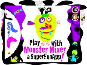 Monsters Mixer 2