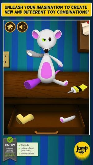 Toy Repair Workshop 4