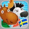 Moose & Zebra.