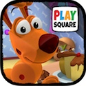 PlaySquare presents WordWorld's Happy Birthday Dog
