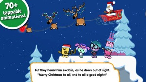 Wubbzy s The Night Before Christmas