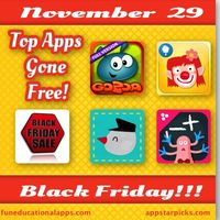 Black Friday Free apps 2