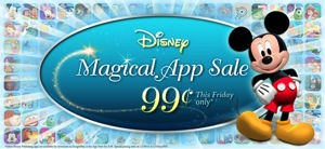 Disney black friday app