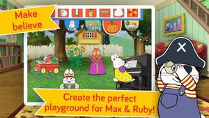 Max & Ruby science educational games 3