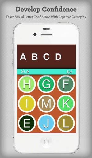 Alphabet Dots 2