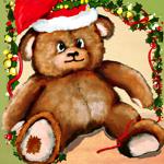 Christmas Town  oversize Advent Calendar