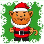 Preschool Christmas Kitty