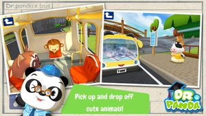 Dr. Panda's Bus Driver 4