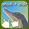 Ansel and Clair- Exploring the World of Dinosaurs  Read more- http-::www.funeducationalapps.com:2013:02:ansel-and-clair-exploring-the-world-of-dinosaurs-with-2-outstanding-apps.html#ixzz2nuv9y5MU