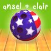 Ansel & Clair- American Bowl