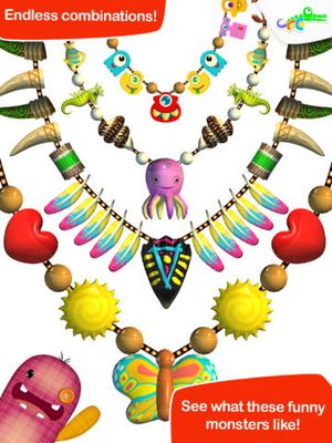 Design and Play - Monster Cute Jewels 4