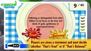 That s Baloney Kids Quiz Game
