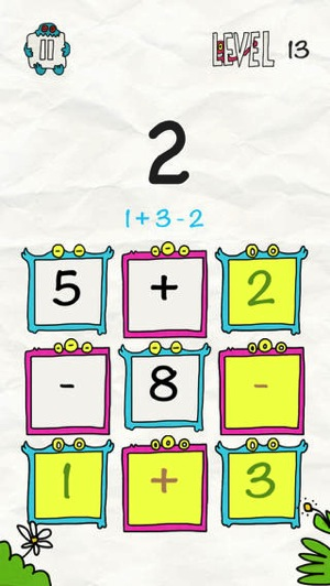 Math x Creature Fun Math Puzzle Game 1