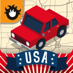 Geography Drive USA™