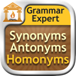 Grammar Expert Synonyms Antonyms and Homonyms