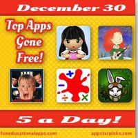 30 Dec. Free App