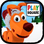PlaySquare presents WordWorld's A Christmas Present for Dog