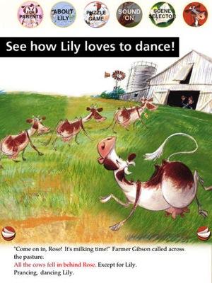 Prancing Dancing Lily