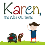 Karen The Wise Old Turtle