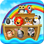 Noah s Ark Animal Connect  Fun Line Flow Puzzle Game