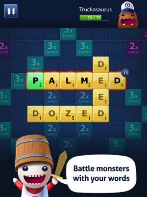 Words With Monsters