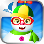 123 Kids Fun SNOWMAN Full