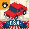 Geography Drive USA™