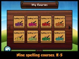 K 5 Spelling