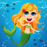Mermaids Real  Cartoon Mermaid Videos