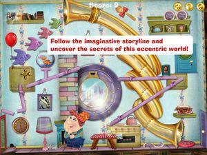 Alph and Betty's Topsy Turvy World 2