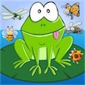 Frog Hop HD Pro - Math Problems for Kindergarten, First Grade, Second Grade, Third Grade