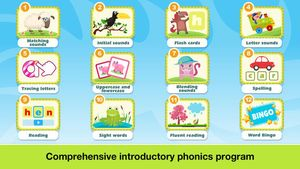 Phonics- Fun on Farm 2